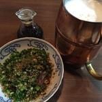 チョロ松 - りゅうきゅう&生ビール