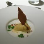 にき亭 - マスカルポーネチーズのデザート