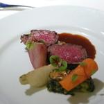 にき亭 - 宮崎産A5ランクのフィレ肉のステーキ