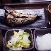 しんぱち食堂 - 料理写真:3羽いわし定食~☆