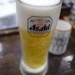 しんぱち食堂 - スーパードライ~☆