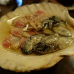 45214583 - 松島の牡蠣と別府の蛤
