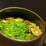鎌倉山倶楽部 - 牡蠣御飯