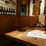 カキ酒場 北海道厚岸 - (2015/10月)店内
