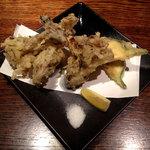 吉今TOKYO - 京都賀茂茄子と舞茸天ぷら