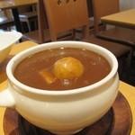 JIZI - 料理写真:おいものカレー