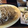 三和土 - 料理写真:もりそば  ¥650