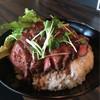 Red Rock - 料理写真:■和牛ステーキ丼 1700円