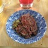 肉のまえかわ - 料理写真:牛たたき 590円