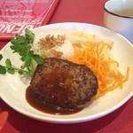 55食堂 - キッズハンバーグプレート