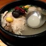 韓国料理 水刺齋 - 参鶏湯