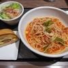 カフェ・エスタシオン - 料理写真:本日のおすすめパスタ 2015.10