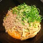 汁なし - 汁なし担々麺(大)
