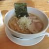 煮干そば とみ田 - 料理写真:煮干しそば並700円