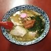 龍上海 - 料理写真:味噌叉焼麺
