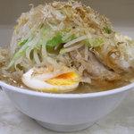 らーめん 辰屋 - 辰醤油・大・ヤサイ・カラメ・ニンニク