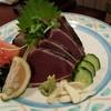四季彩華旬太郎 - 料理写真:鰹のたたき 塩で