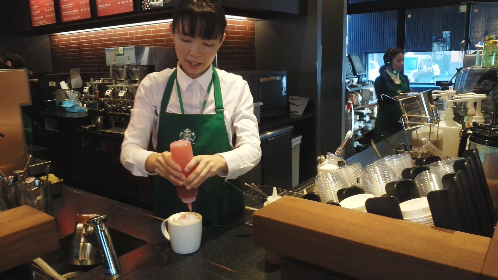 スターバックスコーヒー 福井西環状 やしろ店