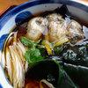 蓬 - 料理写真:牡蠣蕎麦 二八 1400円