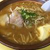 ポンポン亭 - 料理写真:みそバターラーメン=700円