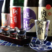 焼肉に合うこだわりの日本酒!
