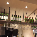 グラン ポレール ワインバー トーキョー - 店内