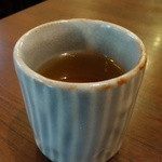 蕎麦見世のあみ - ☆蕎麦茶です(#^.^#)☆