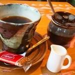 45269529 - ホットコーヒー 500円 税込み
