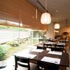 羽衣 - 内観写真:伝統的な京風会席をゆったりとテーブルで。