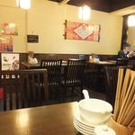 西安刀削麺酒楼 - テーブルのみ全32席