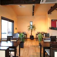 くつろぎのカフェ
