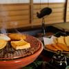 とうふ屋うかい - 料理写真:名物 揚げ炭火焼