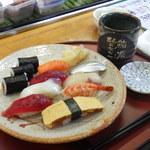 鮨源 - 華にぎり1100円