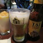 ゴングル - タージマハルビール