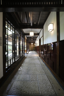 東京 芝 とうふ屋うかい - 母屋