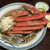 高田醤油  - 料理写真:かにそば(期間限定)