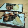青鯛 - 料理写真:鯖串・焼き塩サバ