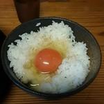 45296136 - 卵かけ御飯