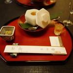 精進料理 醍醐 - 聖護院蕪風呂吹き