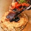 京ちゃばな - 料理写真:名物:トマトお好み焼き