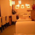銀座 City Noodle 本丸亭 - 店内も綺麗に改装されてました