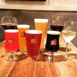 クラフトビアマーケット - クラフトビール パイント¥780均一でご用意!ラインナップは日替わりです!