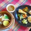 おちゃのじかん - 料理写真:ベジプレート 1000円