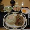 ゲーンキョワーン - 料理写真:ガパオガイ ¥800→¥500