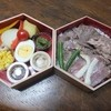 代官屋敷 - 料理写真:A5ザブトン焼肉重弁当2,160円