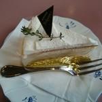 ナカタヤ - チーズケーキ