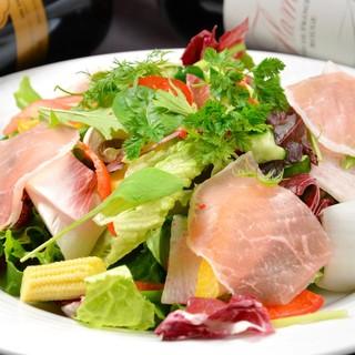 ◆本格フレンチのシェフが選び抜いた厳選食材を使用してます♪