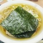 麺屋酒田inほなみ - ラーメン 500円
