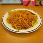 スパゲッティキング - 「ナポリタン/中」です。