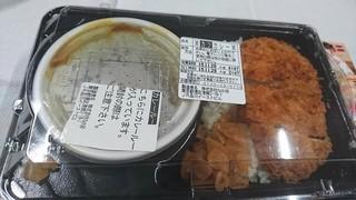 なか卯 - 和風カツカレー